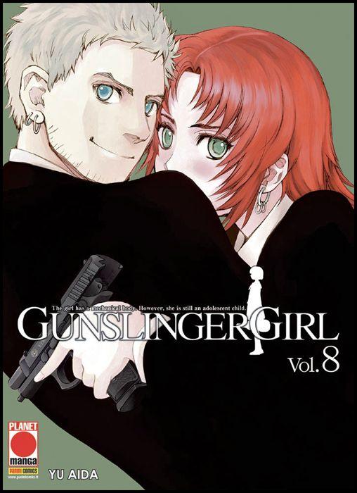 GUNSLINGER GIRL #     8