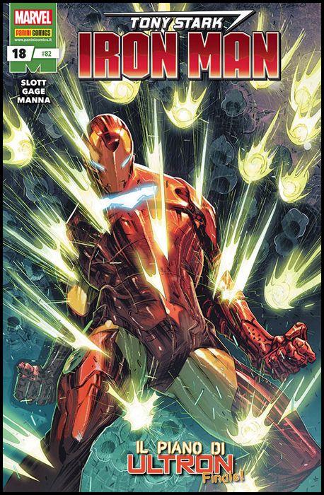 IRON MAN #    82 - TONY STARK - IRON MAN 18