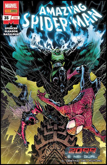 UOMO RAGNO #   744 - AMAZING SPIDER-MAN 35