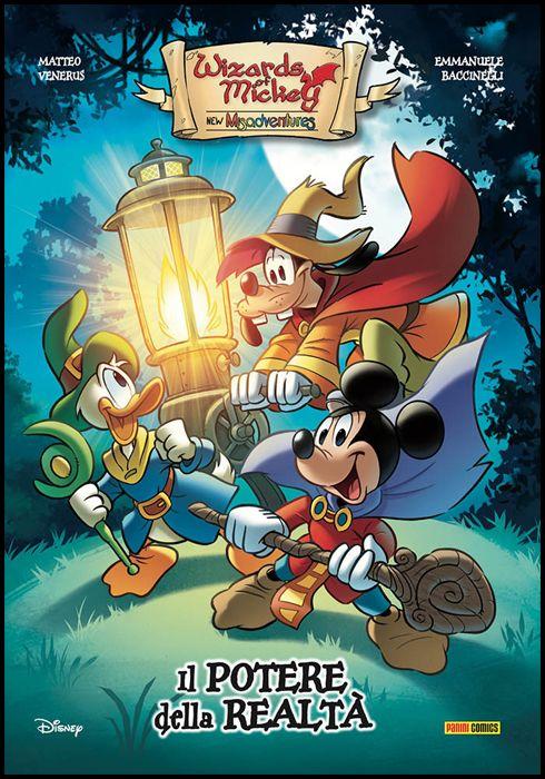 TOPOLINO FUORISERIE #     2V - WIZARDS OF MICKEY - NEW MISADVENTURES 2: IL POTERE DELLA REALTÀ