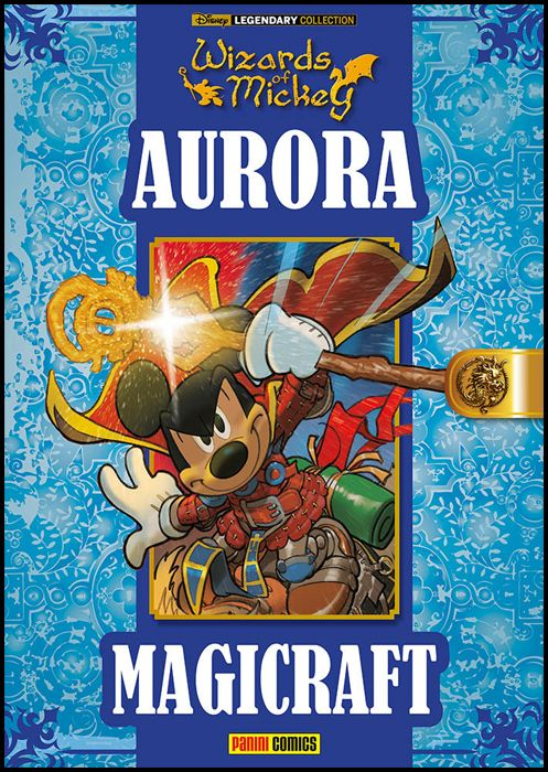 DISNEY LEGENDARY COLLECTION #    25 - WIZARDS OF MICKEY 11 - AURORA - MAGICRAFT - EXTRA