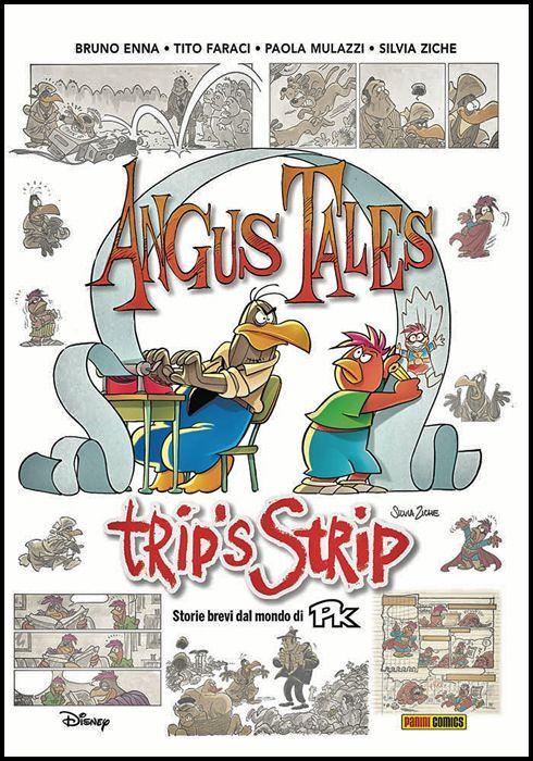 TOPOLINO DISNEY SUPER DE LUXE EDITION #    12 - ANGUS TALES E TRIP'S STRIP - STORIE BREVI DAL MONDO DI PK