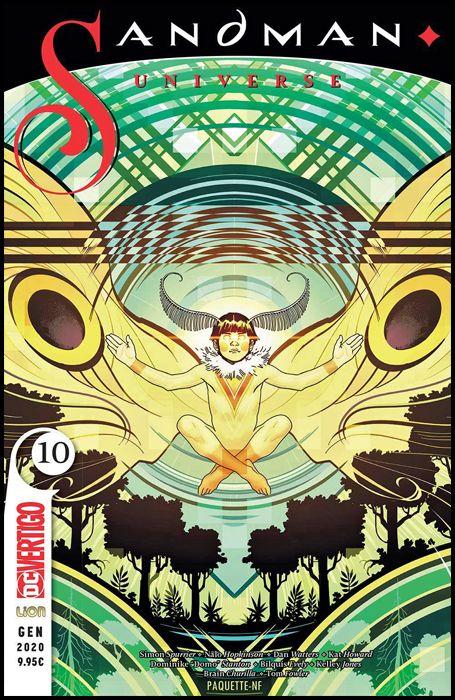 SANDMAN UNIVERSE #    10