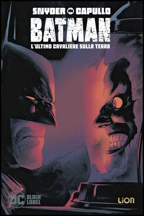 DC BLACK LABEL - BATMAN: L'ULTIMO CAVALIERE SULLA TERRA #     3