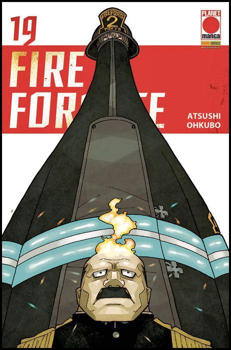 MANGA SUN #   130 - FIRE FORCE 19