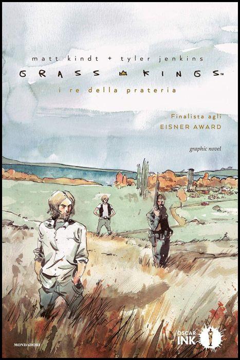 GRASS KINGS - I RE DELLA PRATERIA