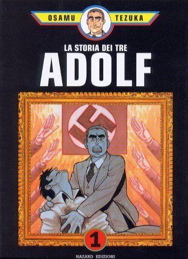 STORIA DEI TRE ADOLF 1/5 COMPLETA