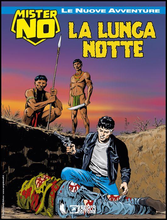 COLLANA AMAZZONIA #    11 - MISTER NO LE NUOVE AVVENTURE 11: LA LUNGA NOTTE
