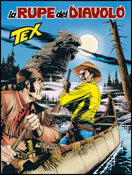 TEX GIGANTE #   714: LA RUPE DEL DIAVOLO