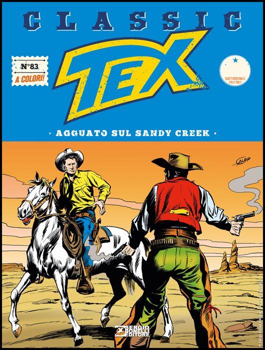 TEX CLASSIC #    83: AGGUATO SUL SANDY CREEK