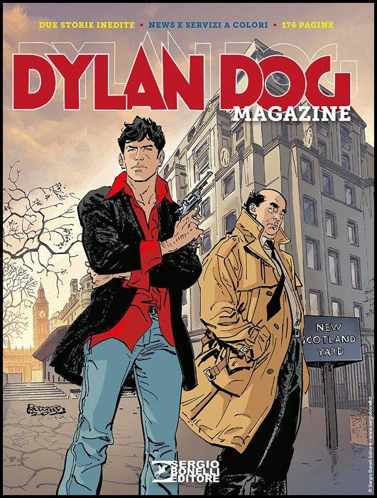 DYLAN DOG MAGAZINE #     6 - 2020