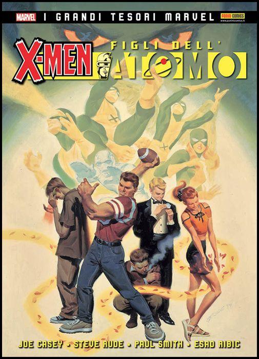 I GRANDI TESORI MARVEL - X-MEN: FIGLI DELL'ATOMO