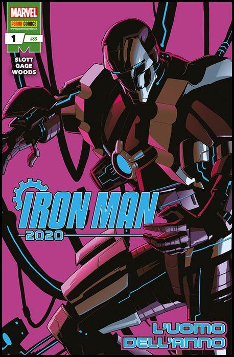 IRON MAN #    83 - IRON MAN 2020 1