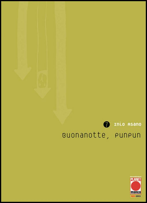ASANO COLLECTION - BUONANOTTE PUNPUN  7 - 1A RISTAMPA