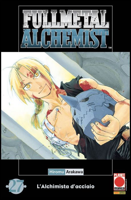 FULLMETAL ALCHEMIST #    27 - 3A RISTAMPA