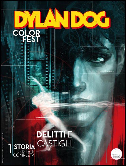 DYLAN DOG COLOR FEST #    33: DELITTI E CASTIGHI