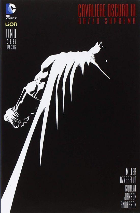 DC MULTIVERSE - BATMAN IL CAVALIERE OSCURO III: RAZZA SUPREMA 1/9 COMPLETA 1+4/9 VARIANT NUOVI