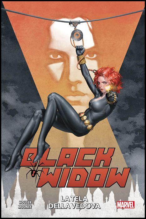 MARVEL COLLECTION INEDITO - BLACK WIDOW: LA TELA DELLA VEDOVA