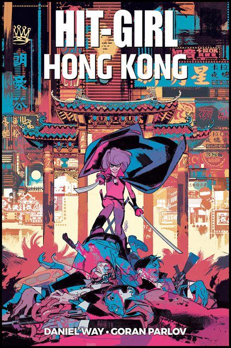 MILLARWORLD COLLECTION - HIT-GIRL #     5: HONG KONG