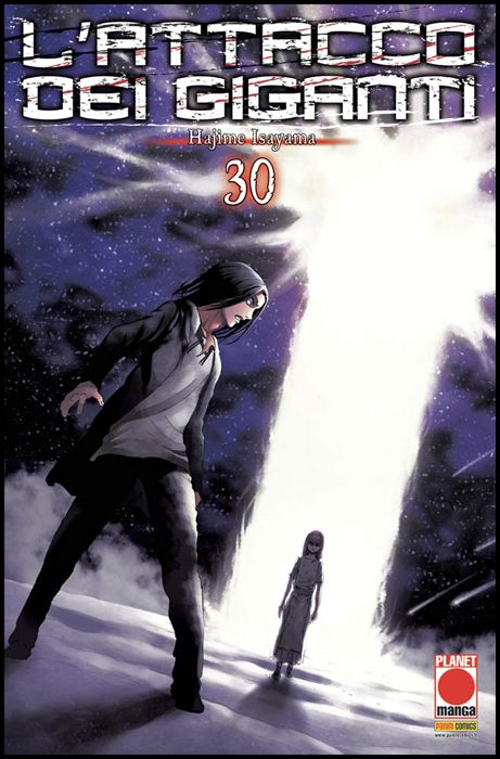 GENERATION MANGA #    30 - L'ATTACCO DEI GIGANTI 30