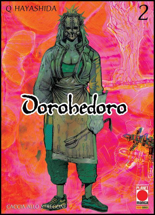MANGA 2000 #    40 - DOROHEDORO  2 - 2A RISTAMPA