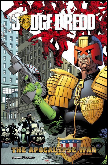COSMO COMICS #    78 - JUDGE DREDD 8: THE APOCALYPSE WAR