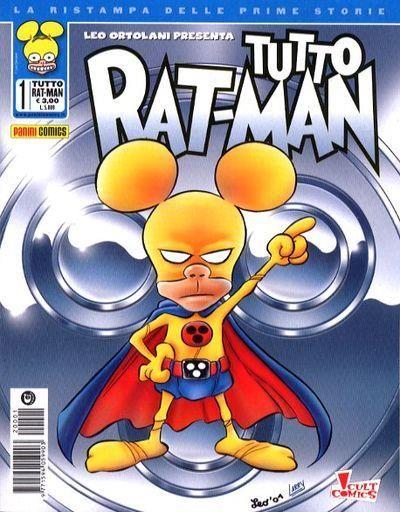 TUTTO RAT-MAN 1/62 COMPLETA ( ORIGINALI )