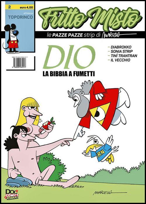 FRITTO MISTO - LE PAZZE STRIP DI MARCELLO #     2