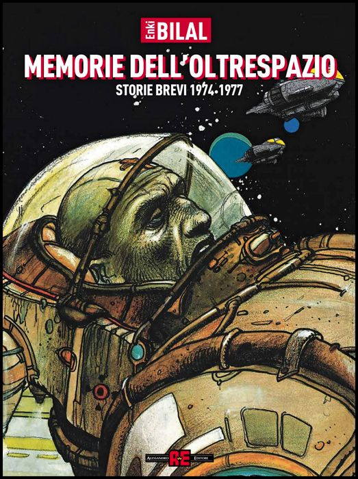 MEMORIE DELL'OLTRESPAZIO - STORIE BREVI 1974-1977