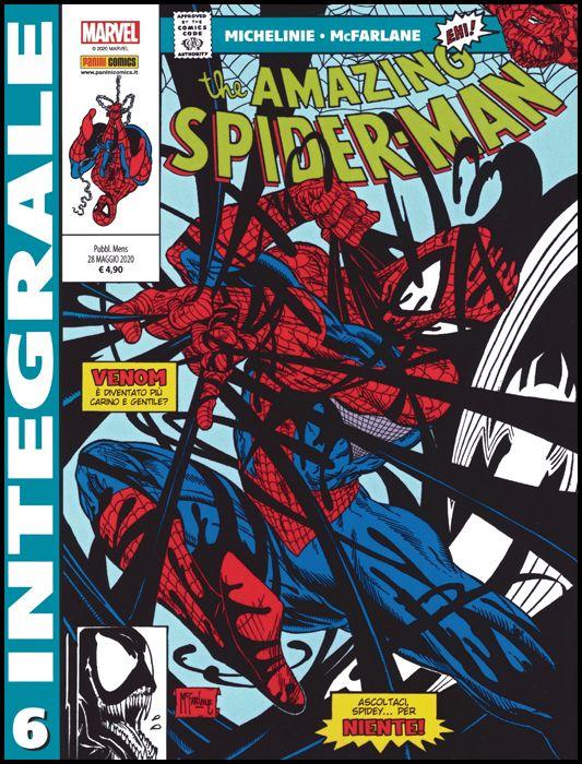 MARVEL INTEGRALE - SPIDER-MAN - TODD MCFARLANE #     6
