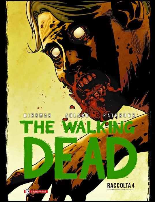 WALKING DEAD RACCOLTA #     4