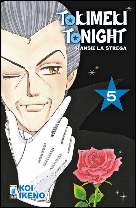 TOKIMEKI TONIGHT - RANSIE LA STREGA NEW EDITION #     5