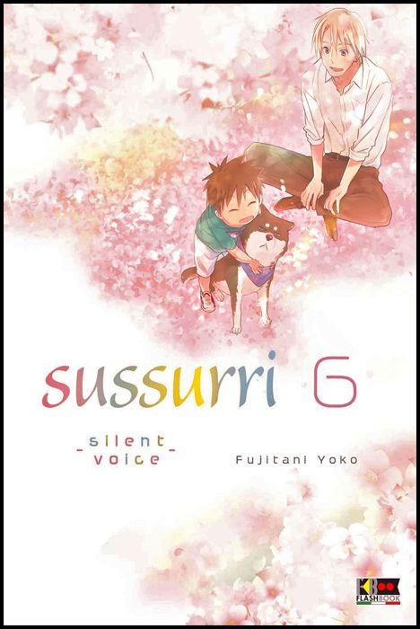 SUSSURRI - SILENT VOICE #     6