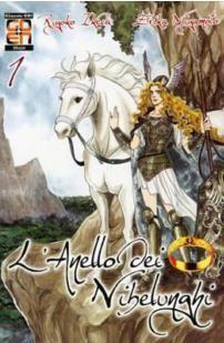 LADY COLLECTION - L'ANELLO DEI NIBELUNGHI 1/4 COMPLETA