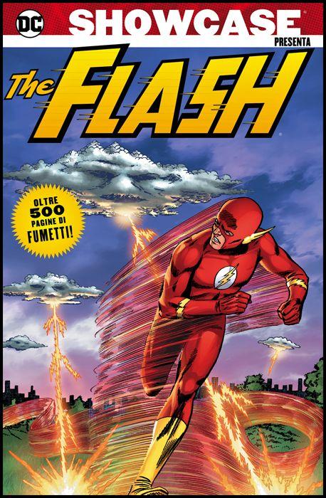 DC SHOWCASE PRESENTA #     4 -  THE FLASH 1