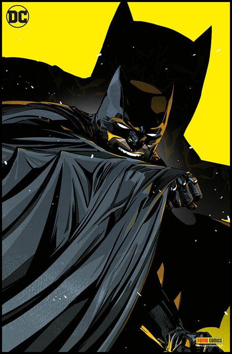 BATMAN ALFA GOLD EDITION