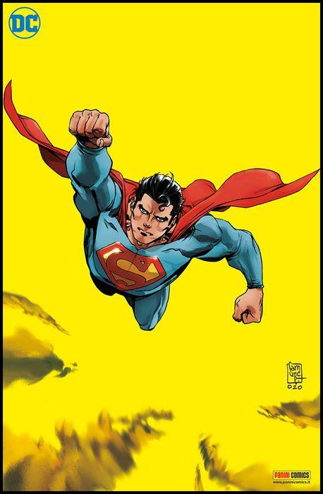 SUPERMAN ALFA GOLD EDITION