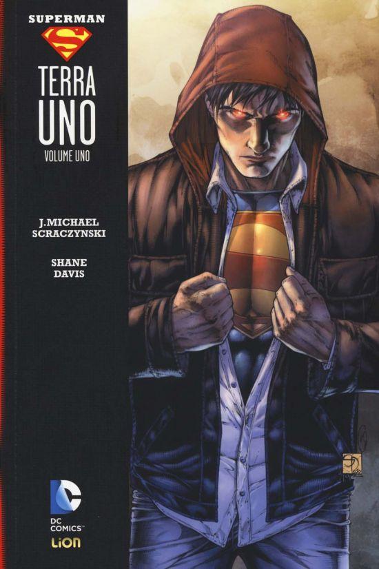 SUPERMAN LIBRARY - SUPERMAN: TERRA UNO 1/3  BROSSURATO CPL
