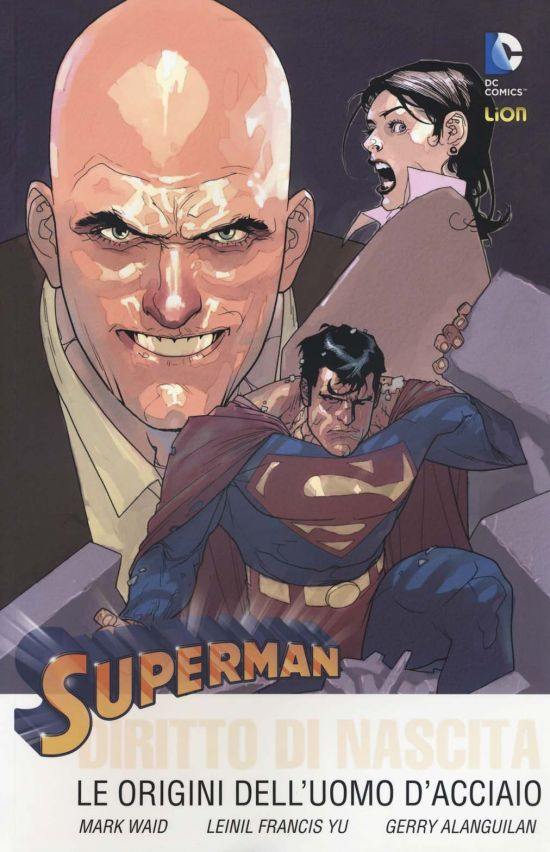 SUPERMAN LIBRARY - SUPERMAN: DIRITTO DI NASCITA #     1