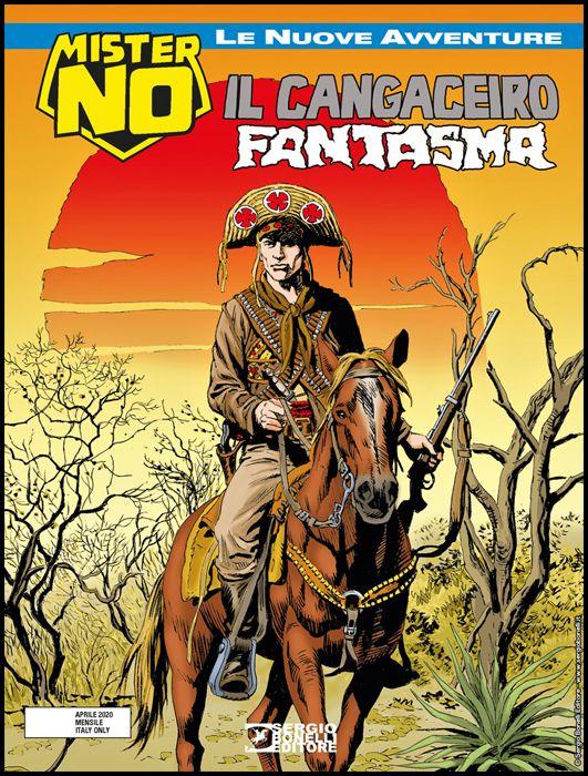COLLANA AMAZZONIA #    12 - MISTER NO LE NUOVE AVVENTURE 12: IL CANGACEIRO FANTASMA