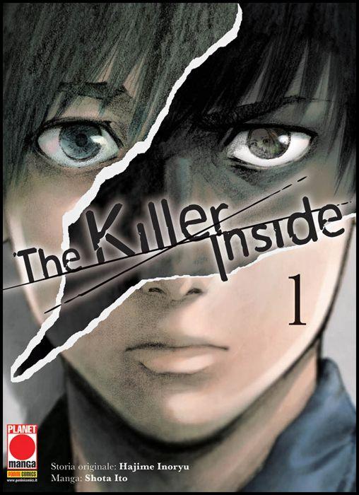 THE KILLER INSIDE #     1