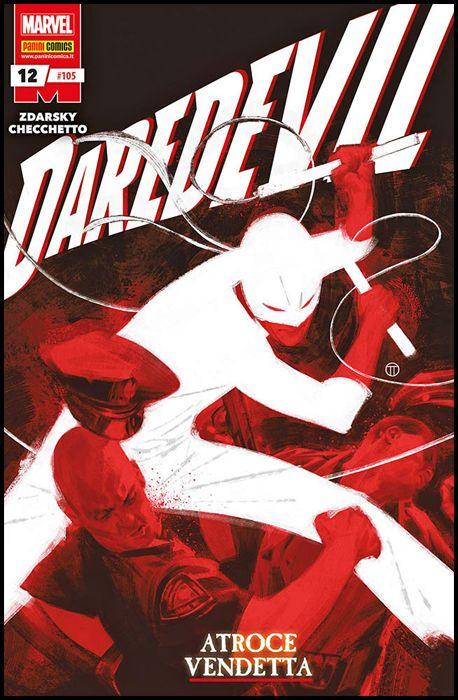 DEVIL E I CAVALIERI MARVEL #   105 - DAREDEVIL 12