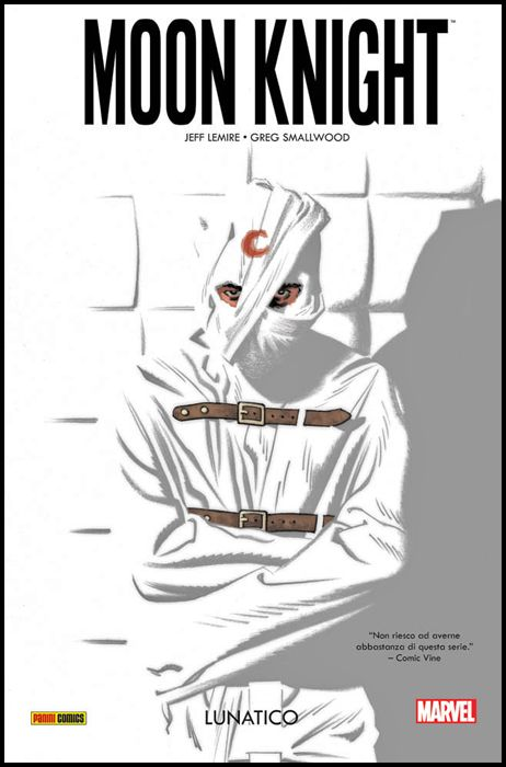 MARVEL COLLECTION INEDITO - MOON KNIGHT 2A SERIE #     1: LUNATICO - 1A RISTAMPA