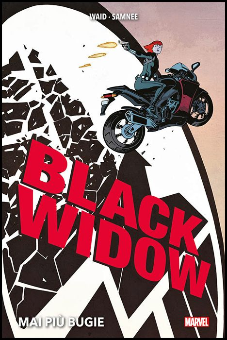 MARVEL DELUXE - BLACK WIDOW: MAI PIÙ BUGIE