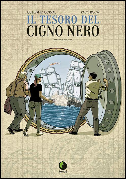 PROSPERO'S BOOKS #   100 - IL TESORO DEL CIGNO NERO