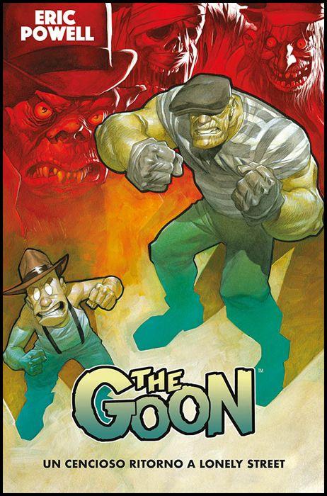 100% PANINI COMICS HD - THE GOON #     1: UN CENCIOSO RITORNO A LONELY STREET