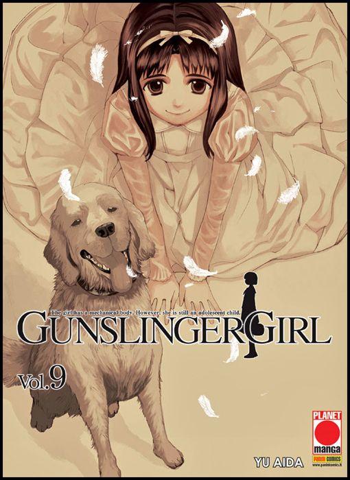 GUNSLINGER GIRL #     9