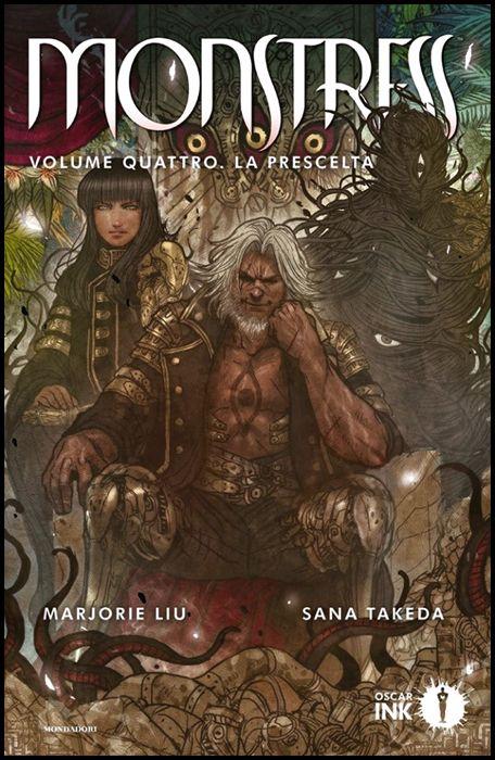 MONSTRESS #     4: LA PRESCELTA