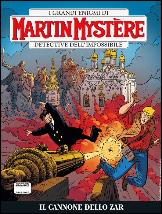 MARTIN MYSTERE #   369: IL CANNONE DELLO ZAR