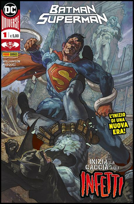 BATMAN SUPERMAN #     1